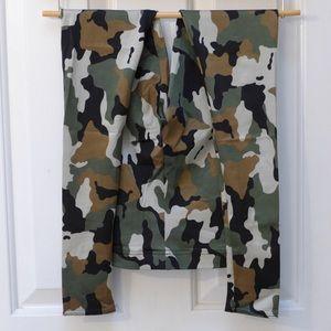 Black Milk GI Jane camouflage leggings - museum